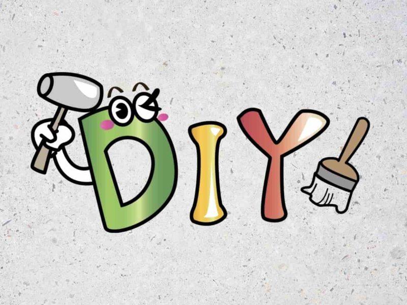 DIYのロゴ